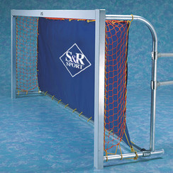 WATER POLO WALL GOAL REPLACEMENT DEEP END CANVAS, ROYAL