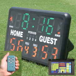 GAMECRAFT INDOOR/OUTDOOR SCOREBOARD