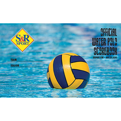 Water Polo Scorebook