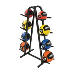 MEDICINE BALL RACK - DOUBLE