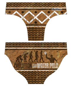 DELFINA MALE EVOLUTION WATER POLO SUIT