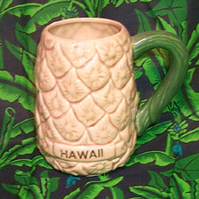 MUG - DOLOMITE - PINEAPPLE SHAPE