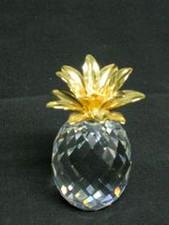 Crystal - Small Pineapple - Swarovski