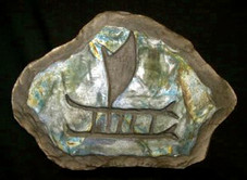 RAKU WALL HANGING OUTRIGGER