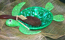 Honu (Turtle) Bowl - medium