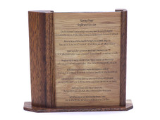 Hawaiian A Beautiful Memory Marriage Prayer  - VERTICAL