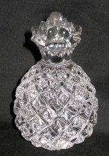 Crystal Pineapple Paperweight