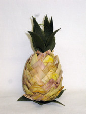 Cloth Pineapple Ornament