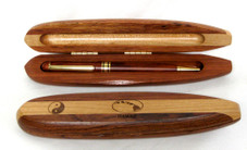 Rosewood Pen in Longboard Case