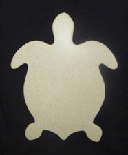 Honu shaped Cutting board