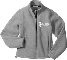 Cal Surf Ladies Fleece Jacket