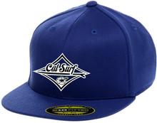 Cal Surf FlexFit Flat(Blue Classic)