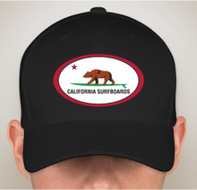 CS Bear FlexFit Wool Cap