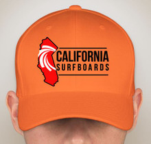 California Surfboards FlexFit Cap