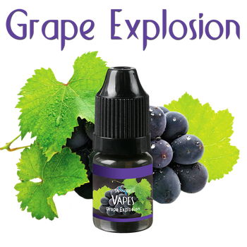 Grape Explosion Flavor Drops