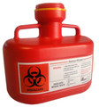 1 Gallon Sharps Container Model #GRP-1G