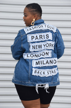 Fashion Tour Denim