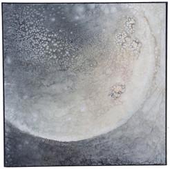Original glaze / enamel painting 'Nokowis' by Lia Melia