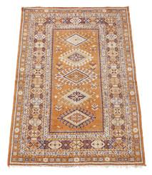 Vintage/retro wool rug roughly 6' x 4'