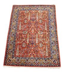 """Vintage/retro wool rug roughly 6'8"""" x 4'2"""" Eastern"""