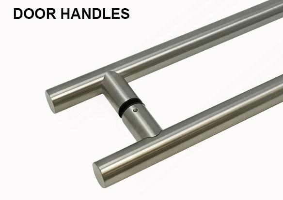 Browse door pull handles