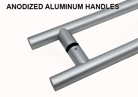 Browse Anodized Aluminium Handles
