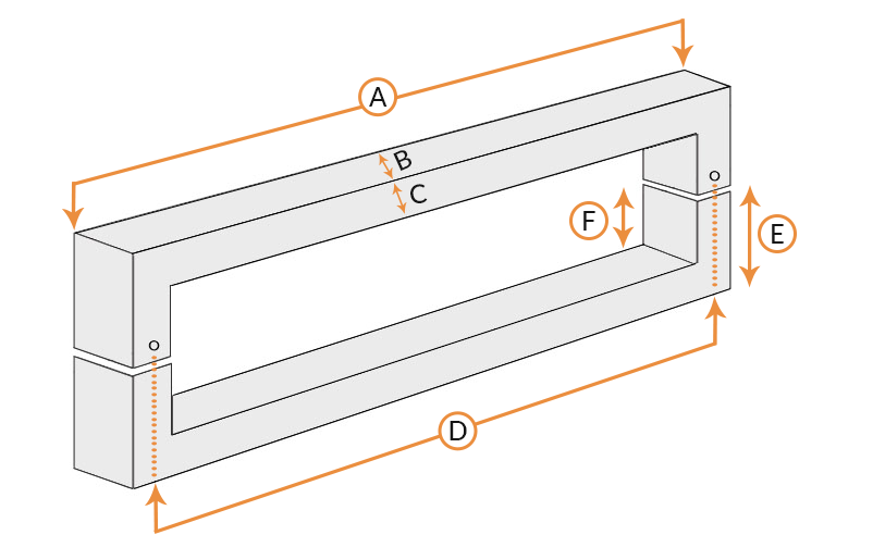 /Foret /à m/étaux HSS hexagonal 1//4/DIN E6.3/M/étal 7,00/mm Izar 15905/