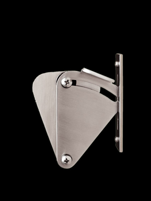 Sliding Barn Door Latch (Satin Finish)