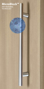 Anti-microbial - MicroBlock™ - Pro-Line Series: Ladder Pull Handle
