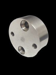 Rail Bracket Spacer - Satin