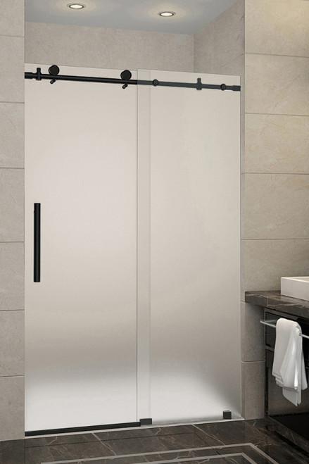 AquaLine IV (Matte Black Powder Stainless Steel Finish) * Glass Door Not Included * on glass door