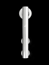 Lumina-WF Barn Door Roller - Polished Chrome Finish