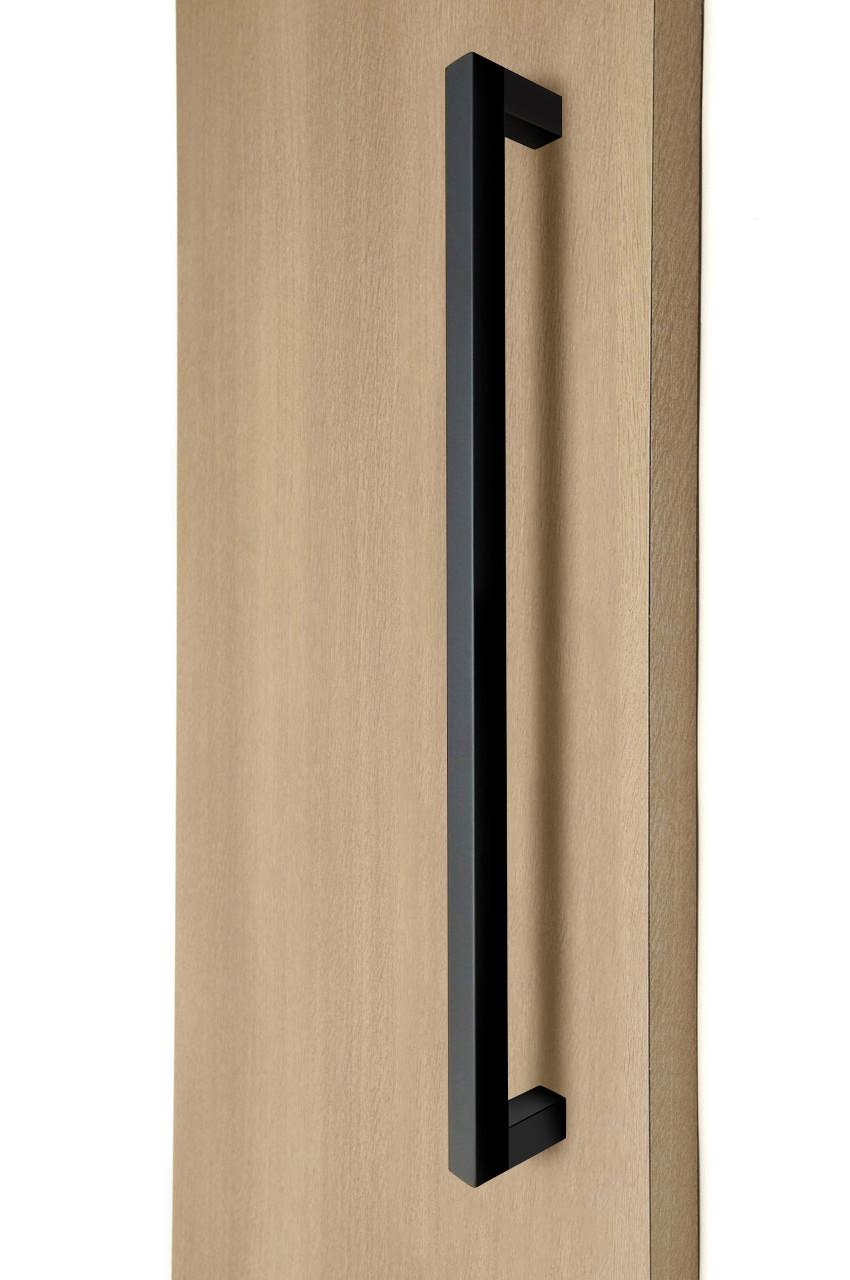 "Residential /& Commercial Door Pull Handle Matte Black 48/"""