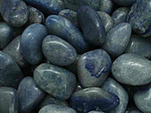 Blue Quartz Tumbled Stone 1 Piece