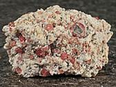 Red Garnet Mineral Specimen