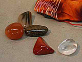 Health Crystal Stone Set