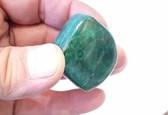 Malachite Polished Prosperity Money Large Green Stone