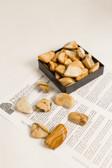 "Yellow Jasper Tumbled Stones 1/4 Lb Medium Size .90-1.50"""