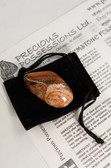 """Red Jasper Tumbled Stone Extra Large Size 1.40-2.35"""" with Bag"""