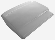 "M-303 1967-1968 Ford Mustang 3"" Fiberglass Cowl Induction Hood"