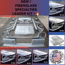 64-66 Mustang Leader Body Kit FASTBACK