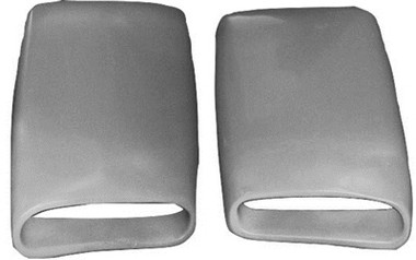 M-221 1969-1970 Ford Mustang Shelby Fastback Fiberglass Side Scoops-PAIR-BOND ON