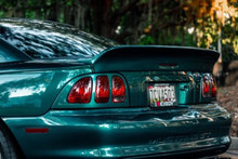 1994-1998 Mustang ducktail spoiler