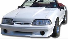 "1987-1993 Mustang 1.5"" cowl hood"