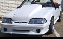 "1987-1993 Mustang 5"" cowl hood"