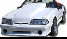 "1987-1993 Mustang 5.5"" EXTENDED LIFT OFF RACE HOOD"