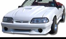 "1987-1993 Mustang SVO style 2.5"" rise"