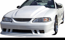 "1994-1998 Mustang cobra R style hood 3"" rise"