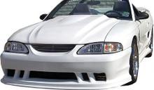 """1994-1998 Mustang cobra R hood 3"""" rise"""
