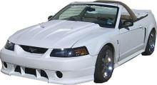 "1999-2004 Mustang Ram hood 1.5"" rise"